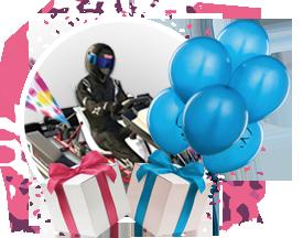 Proslavi rođendan u Karting Areni Split