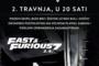 Oktanska ludnica 2. travnja u Cineplexxu u Splitu