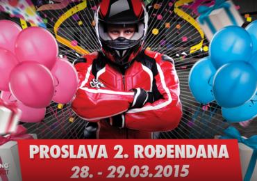 Karting Arena Split slavi svoj drugi rođendan!