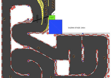 Isprobajte novu preuređenu karting stazu
